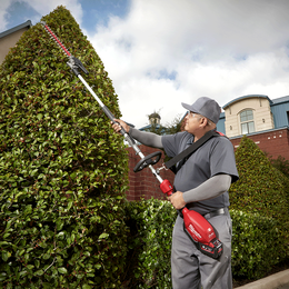 M18 FUEL® Articulating Hedge Trimmer Attachment