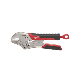 "178mm (7"") TORQUE LOCK™ Straight Jaw Locking Pliers w/ Durable Grip"