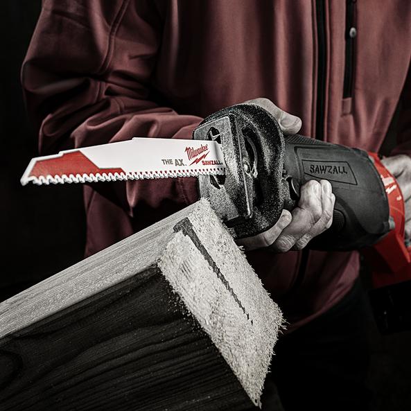 230mm 5 TPI The Ax™ SAWZALL™ Blade (5 Pk)