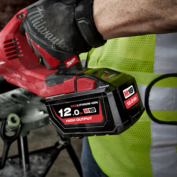 M18™ REDLITHIUM™-ION High Output 12.0Ah Battery Pack