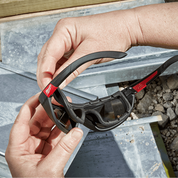 High Performance Polarised Safety Glasses