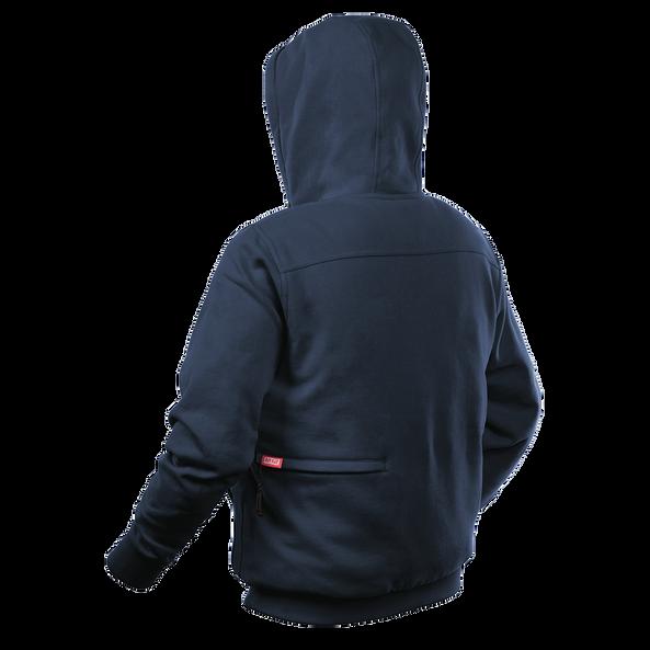 M12™ Heated Hoodie Blue, , hi-res