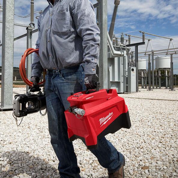 Mil M18 Remote Hydraulic Pump