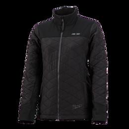 M12 AXIS™ Heated Jacket Black Womens