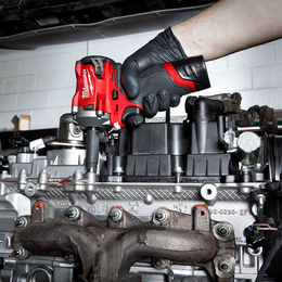 """M12 FUEL™ 3/8"""" Stubby Impact Wrench with Friction Ring Kit"""