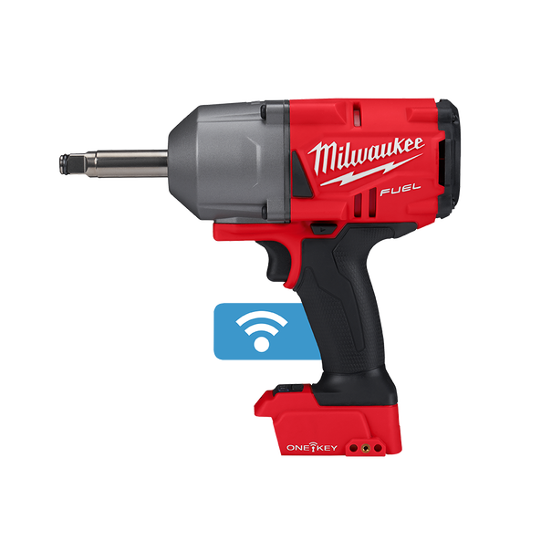 """M18 FUEL™ ONE-KEY™ 1/2"""" Extended Anvil High Torque Impact Wrench with Friction Ring, , hi-res"""