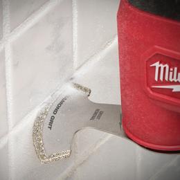 OPEN-LOK™ Diamond Grit Boot Blade