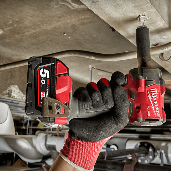 """M18 FUEL™ 1/2"""" Compact Impact Wrench with Pin Detent (Tool Only), , hi-res"""
