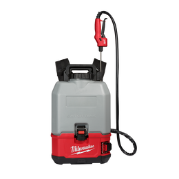 SWITCH TANK™ 15L Backpack Concrete Sprayer w/ Powered Base