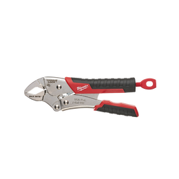 "178mm (7"") TORQUE LOCK™ Maxbite™ Curved Jaw Locking Pliers w/ Durable Grip"