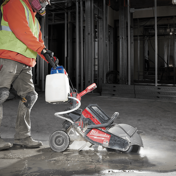 "MX FUEL™ 355mm (14"") Cut-Off Saw Cart, , hi-res"