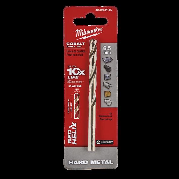 Red Helix™ Cobalt Drill Bit 6.5mm