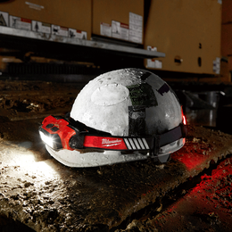 REDLITHIUM™ USB Rechargeable BEACON Hard Hat Light Kit