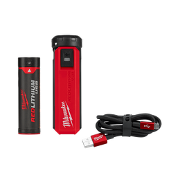 REDLITHIUM™ USB Portable Power Source And Charger Kit