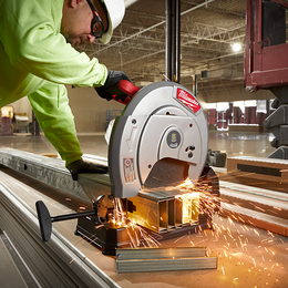 """M18 FUEL™ 355 mm (14"""") Abrasive Chop Saw (Tool Only)"""