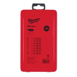 SDS Plus M2 2-Cut 10 pc Kit