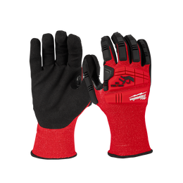 Impact Cut Level 3 Nitrile Dipped Gloves