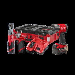 M18 FUEL™ 3 Piece Power Pack 3N2