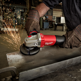 "125mm (5"") Angle Grinder, 1,250W"