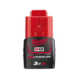 M12™ 3.0Ah REDLITHIUM™-ION Compact Battery