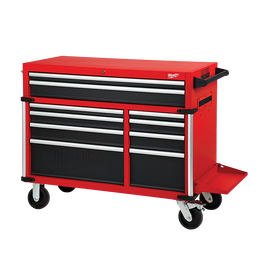 "46"" Steel Storage High Capacity Cabinet"