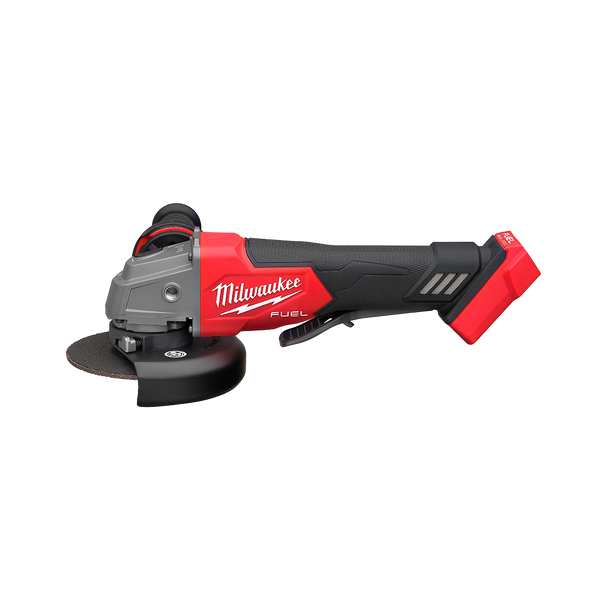 """M18 FUEL™ 125 mm (5"""") Angle Grinder with Deadman Paddle Switch (Tool Only), , hi-res"""