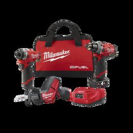 M12 FUEL™ 3-Tool Combo Kit