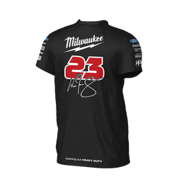 2019 Milwaukee Racing Livery Tee Men's