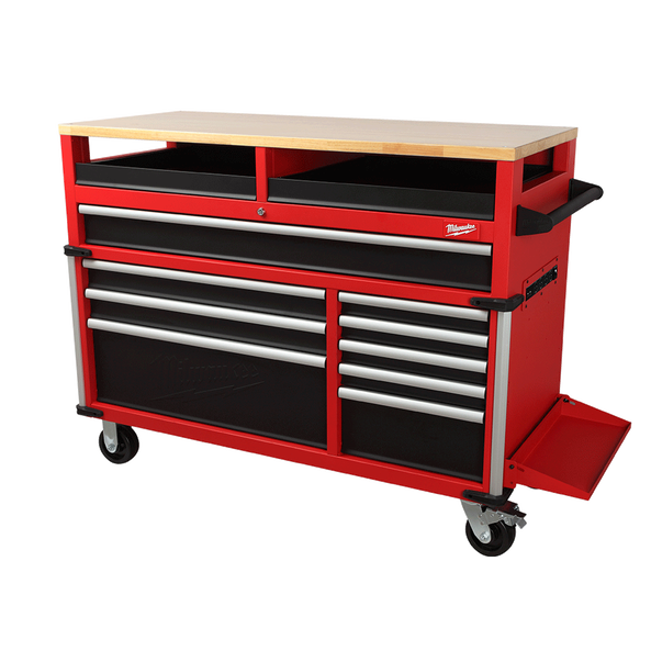 "52"" High Capacity Mobile Work Bench, , hi-res"