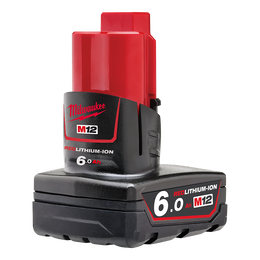 M12™ 6.0Ah REDLITHIUM®-ION Extended Capacity Battery