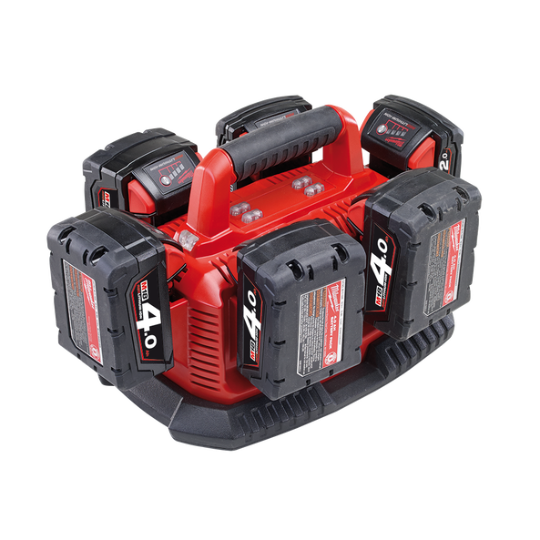 M18™ Six Pack Sequential Charger