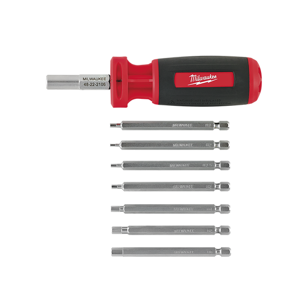 10-IN-1 Metric HEX Key Driver