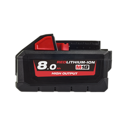 M18™ REDLITHIUM™-ION HIGH OUTPUT™ 8.0Ah Battery Pack