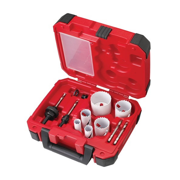 Hole Dozer™ Hole Saw Kit 10 Pce