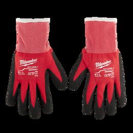 Cut 1(A) Nitrile Dipped Gloves
