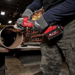 """M18 FUEL™ 125 mm (5"""") Angle Grinder with Deadman Paddle Switch (Tool Only)"""
