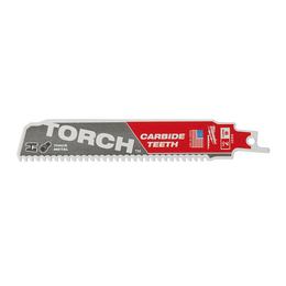 THE TORCH™ with Carbide Teeth SAWZALL™ Blade 150mm 7TPI