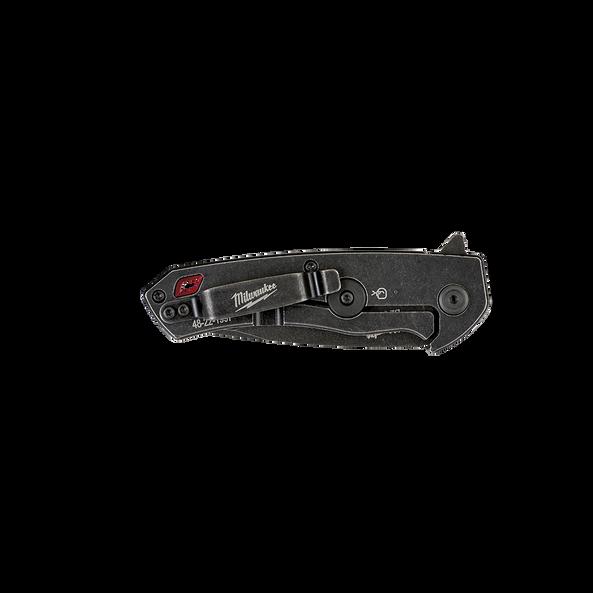 """2.5"""" HARDLINE™ Smooth Blade Pocket Knife"""