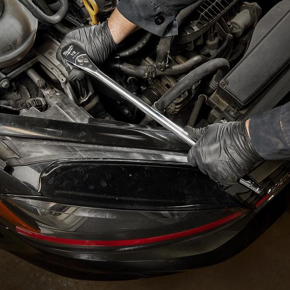 """1/2"""" Drive, Fixed Head Ratchet 457mm (18""""), , hi-res"""