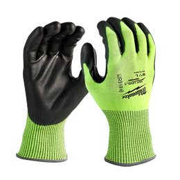 High-Visibility Cut Level 4 Glove