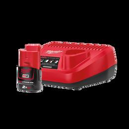 M12™ 2.0Ah REDLITHIUM™-ION Starter Kit