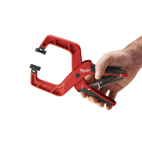 "101mm (4"") +Stop Lock Hand Clamp"