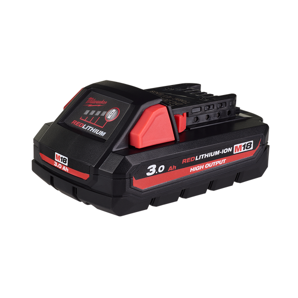 M18™ REDLITHIUM®-ION HIGH OUTPUT 3.0Ah Battery Pack