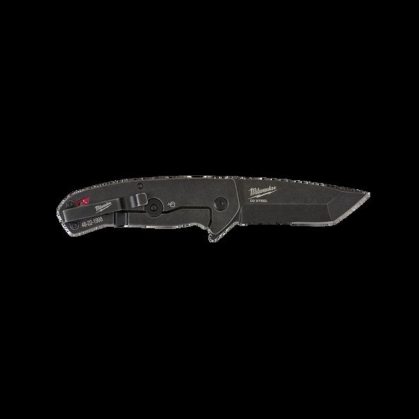 """3"""" HARDLINE™ Serrated Blade Pocket Knife"""