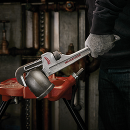 """355mm (14"""") Aluminum Pipe Wrench"""