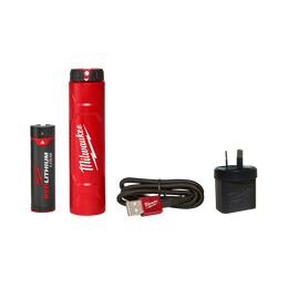 REDLITHIUM™ USB Battery & Charger Kit