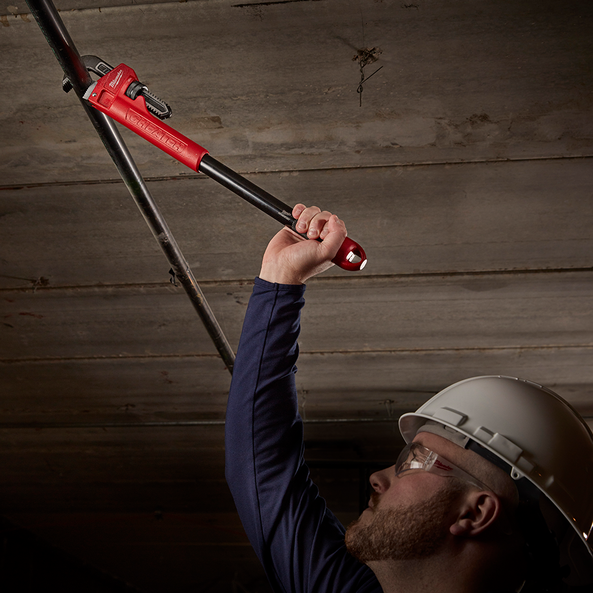 Cheater Pipe Wrench