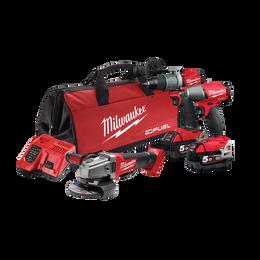 M18 FUEL® 3 Piece Power Pack 3B2
