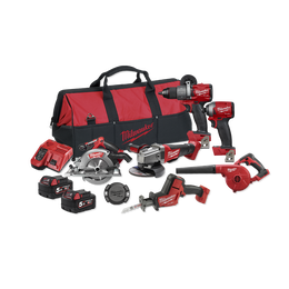 M18 FUEL® 6 Piece Power Pack 6A2