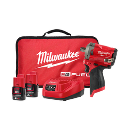 "M12 FUEL™ 1/2"" Stubby Impact Wrench"